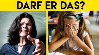 5 Dinge die Lehrer nicht dürfen, aber trotzdem tun! thumbnail