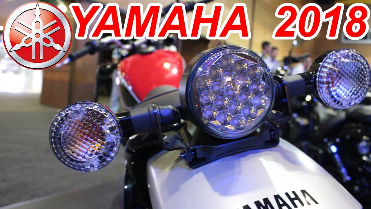 nuevas motos yamaha 2018 lanzamientos para colombia y latinoam rica youtube. Black Bedroom Furniture Sets. Home Design Ideas