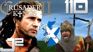 Crusader Kings 2 Scotland - The End - Part 110 Gameplay