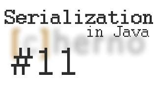 Serialization #11 - Databases thumbnail