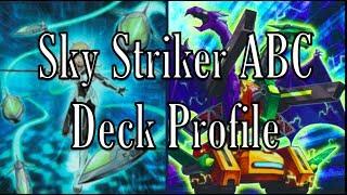 Budget Sky Striker ABC Deck Profile (June 2018)!!