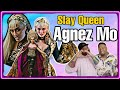 AGNEZ MO - Long As I Get Paid (Official Music Video) L REACTION