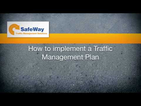 Safeway-How to Implement a Traffic Management Plan - YouTube