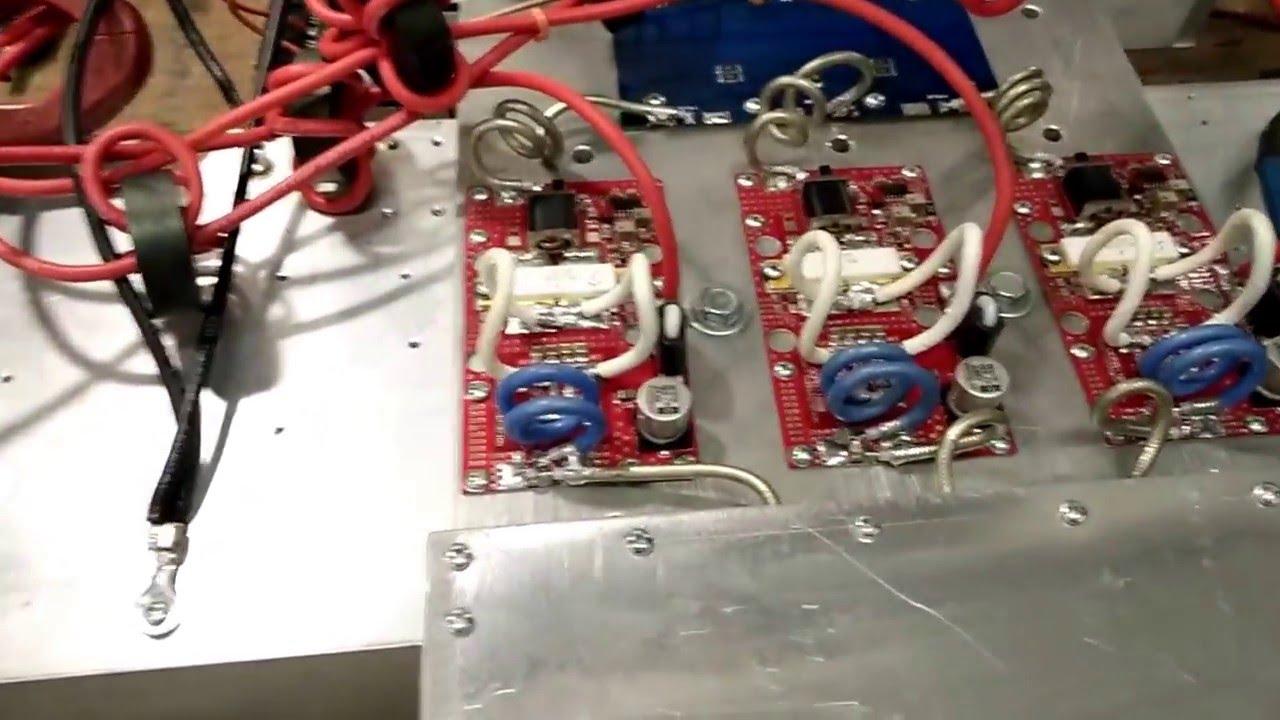 Pallet Fm 3000 Watt 875 108 Mhz Circuit 88 Transmitter 1w
