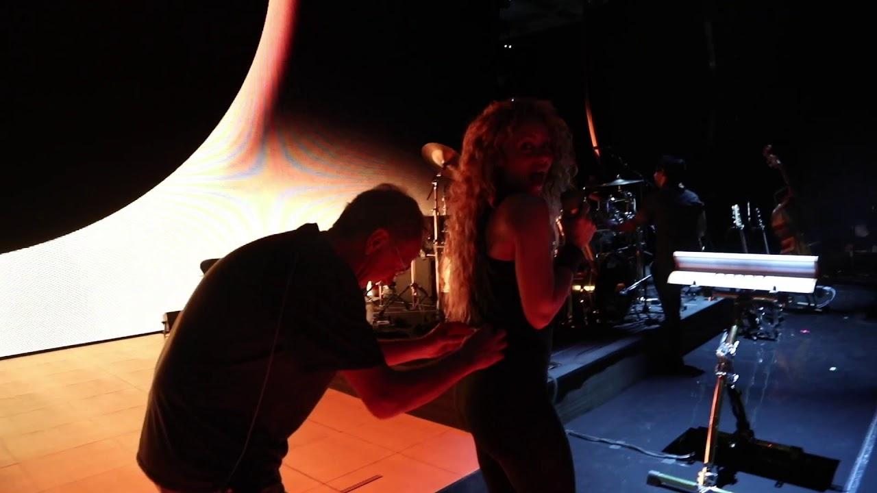 Shakira - El Dorado World Tour Rehearsals