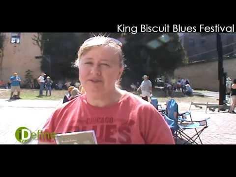 King Biscuit Blues Festival | Veronika Jackson RAVE Reviews