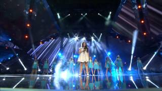JESC 2014  interval act Gaia Cauchi