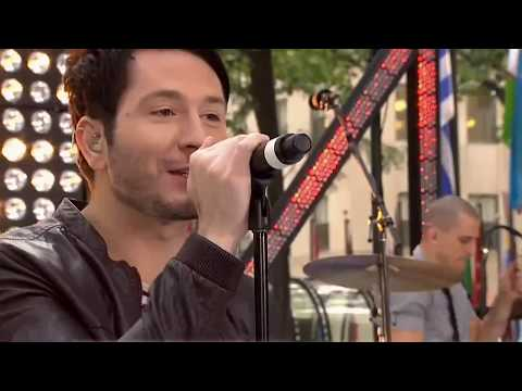 Carly Rae Jepsen & Owl City - Good Time (8.23.2012)(Today Show HD)