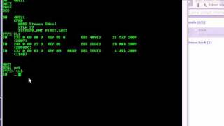 find the tn number for a phone set on nortel pbx