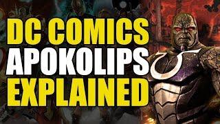 DC Comics: Apokolips/Home of Darkseid Explained