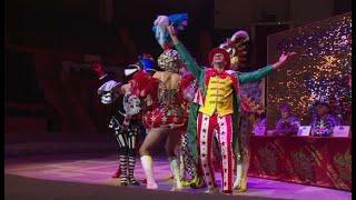 С 5 июня в сочинском цирке стартует новое шоу Гии Эрадзе «Бурлеск»