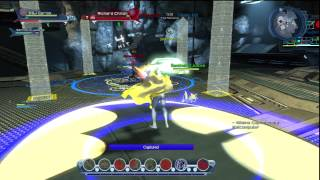 DCUO Dr Fate Legends