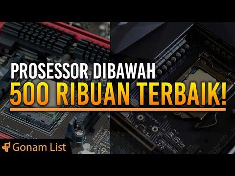 Processor dibawah 500 RIBUAN Terbaik dan Recommended untuk ...