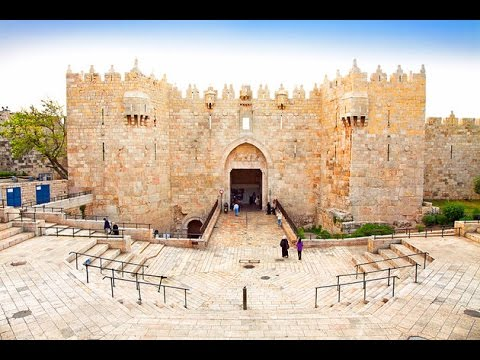 Old City of Jerusalem, Israel: A Brief Journey Behind the Walls of Old City Jerusalem