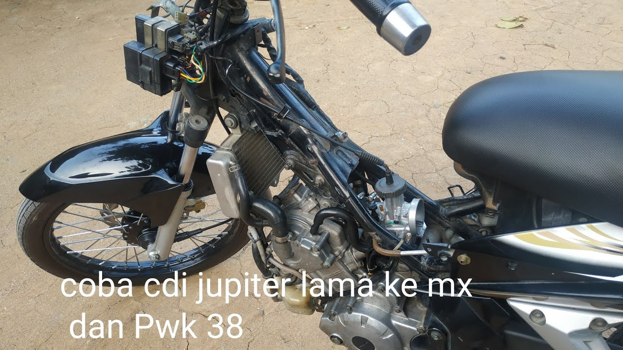 Cdi Jupiter Old Ke Mx Plus Pwk 38  Jupiter Mx Old