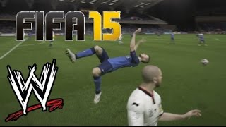 FIFA 15 Fails - With WWE Commentary #2