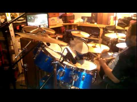 Ronnie Tutt Drum Cover - Aloha From Hawaii