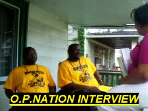 Oppressed People's Nation Interview pt1 with the NEGRO TIMES