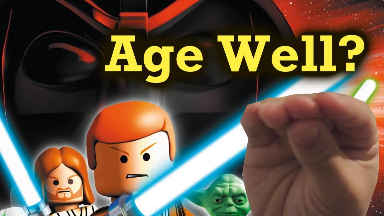 Lego Star Wars Age Well Ps2 Gamecube Xbox Ps3 Wii Xbox 360