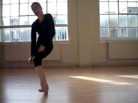 Ballet & contemporary dance - Boadicea by Enya: More in sync...by Chantal-Charisse Crystow.wmv