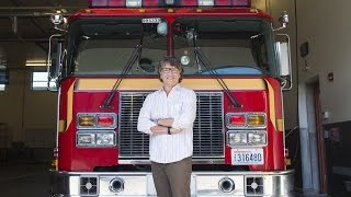 #SheBelieves in Seattle: Susie Rosenthal and the Seattle Fire Dept.