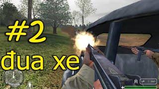 Màn Đua Xe Bắn Súng Giống Như Phim Hành Động - Call Of Duty - Tập 2