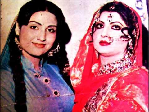 Famous Pakistani Film Actresses - Anjuman & Aasia Begum - Urdu Magazine