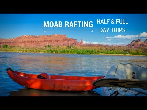 Full & Half Day Moab Rafting Trips: Here's What To Expect