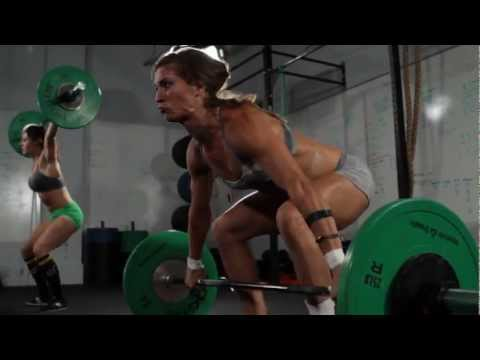 CrossFit WOD 120919 Demo Extended Workout Footage