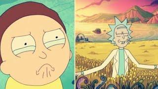 La Extraña y Trágica Teoría de Rick and Morty