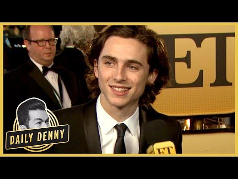 Why We're OBSESSED With 'Call Me By Your Name' Star Timonthee Chalamet | Daily Denny