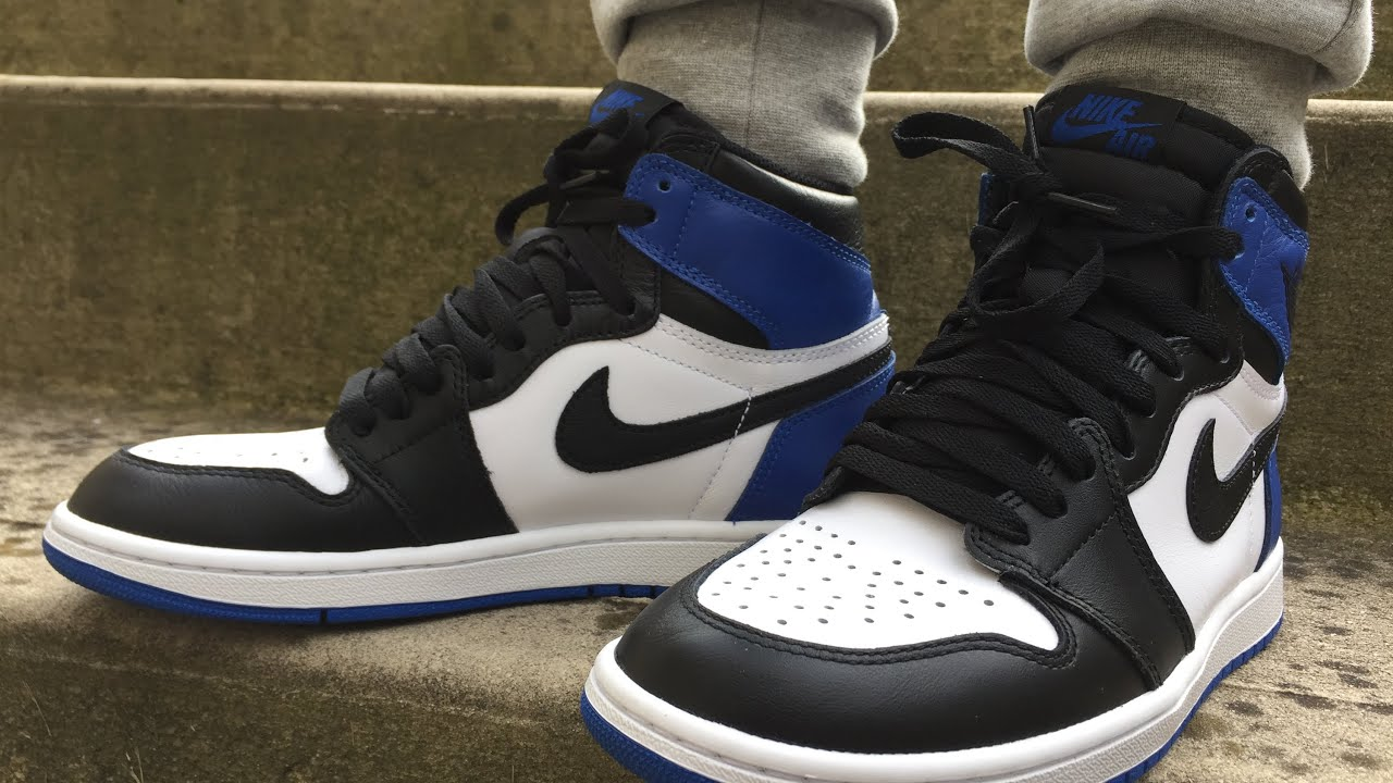 89d23dfa2c5206 Fragment Design X Air Jordan 1 OG High - On feet and In Depth Look ...
