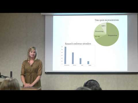 How To Prepare an Oral Research Presentation
