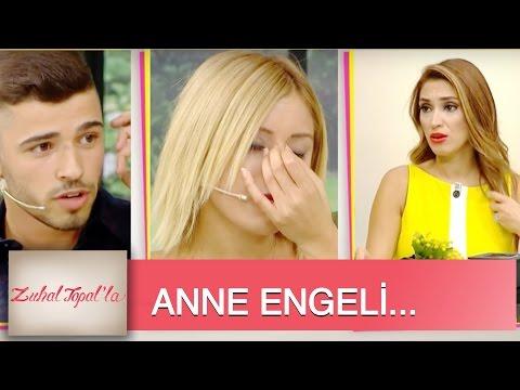 Zuhal Topal'la  21. Bölüm (HD)   Melih-Nazlı Aşkına, Melih'in Annesinden Tepki!