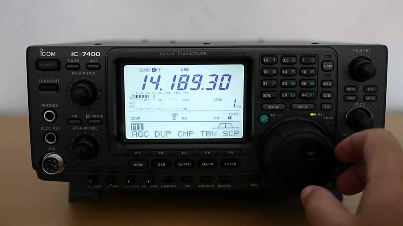 Icom Ic-7400
