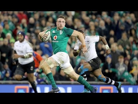 Irish Rugby TV: Ireland v Fiji - GUINNESS Series Highlights