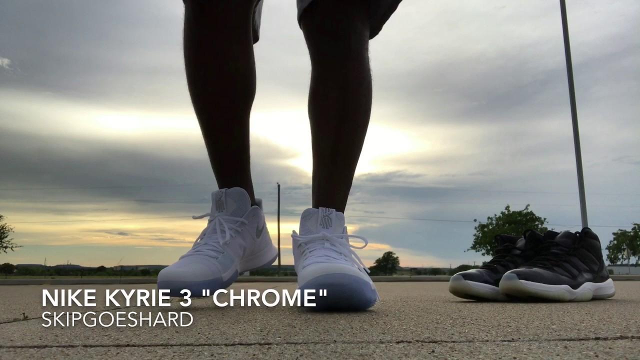 kyrie chrome