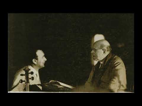 Maurice Gendron - Pablo Casals - Boccherini Cello Concerto in B-Flat Major, G. 482