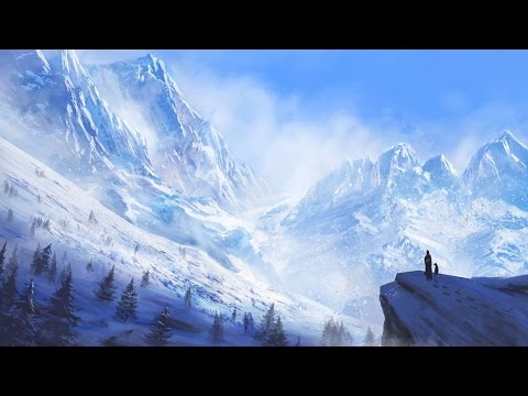 Winter Music Instrumental - December