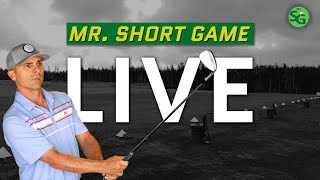 Live Golf Show #12 🔴 Today we are talking The Short Game - Everything to help you score better!