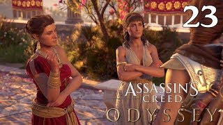 Assassin's Creed Odyssey - 100% Walkthrough: Part 23 - To Find a Girl