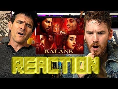 KALANK Teaser REACTION | Varun Dhawan, Alia Bhatt