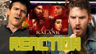 KALANK Teaser REACTION Varun Dhawan Alia Bhatt