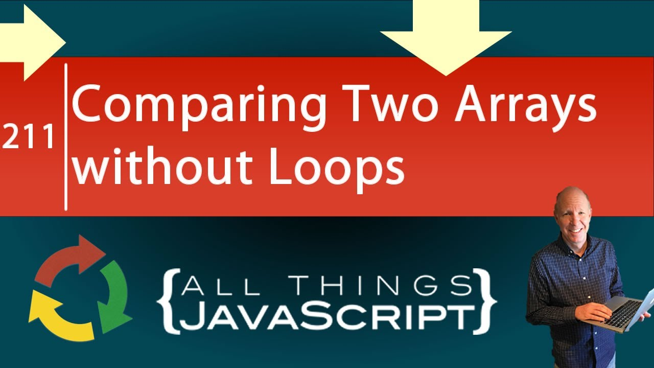 Comparing Two Arrays without Loops in Javascript