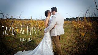 Jayde & Luke's Wedding Film
