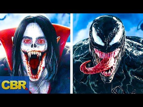 Morbius Is More Powerful Than Venom