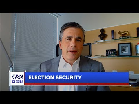 Tom Fitton on CBN: 3.5 MILLION 'Ghost Voters' on Voter Rolls--'That's where you get fraud'
