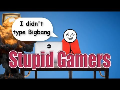 Stupid Gamers | Life of stupid gamers