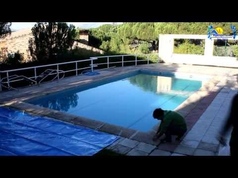Cubiertas cobertores para piscinas automatizados doovi for Cobertor de piscina automatico