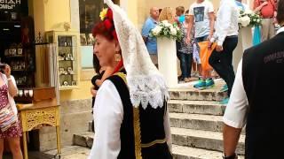 Австрийская свадьба на о.Корфу